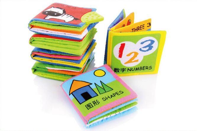 1. Buku anak umur 0-6 bulan