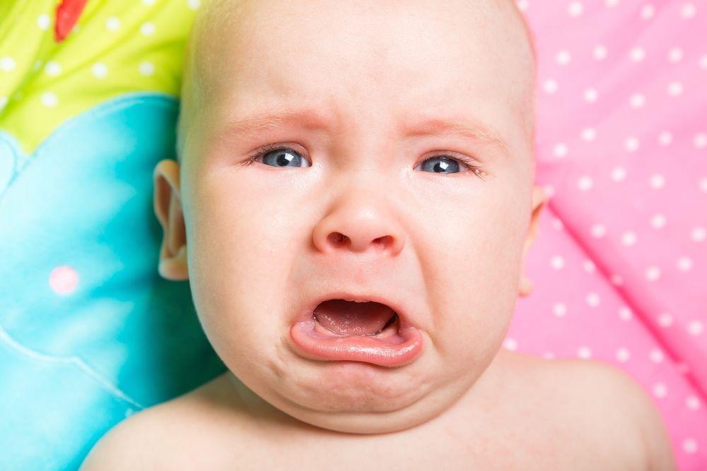 5. Bayi sering rewel
