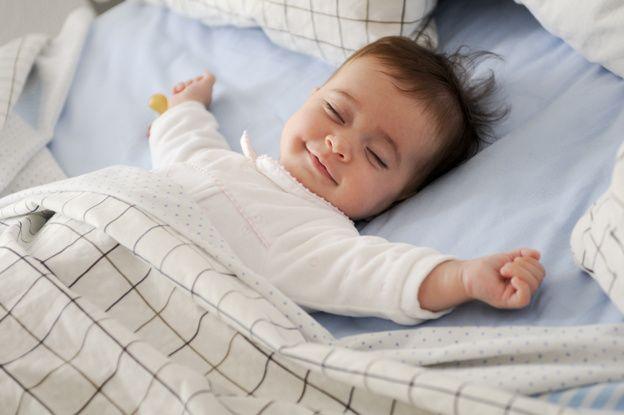 Tidur Ruang Terang Diperbolehkan Hingga Usia 2 Bulan