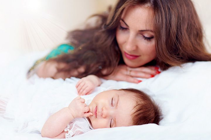 Ketahui Pengaruh Posisi Tidur Cegah SIDS