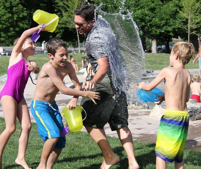 3. Kebutuhan aktivitas fisik anak
