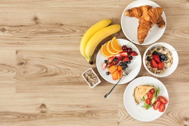 5. Konsumsi makanan memenuhi kebutuhan nutrisi harian