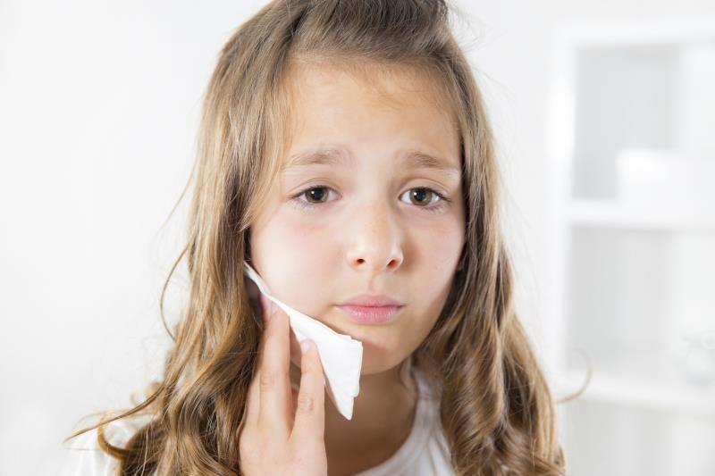 6. Mengalami masalah tumbuh gigi