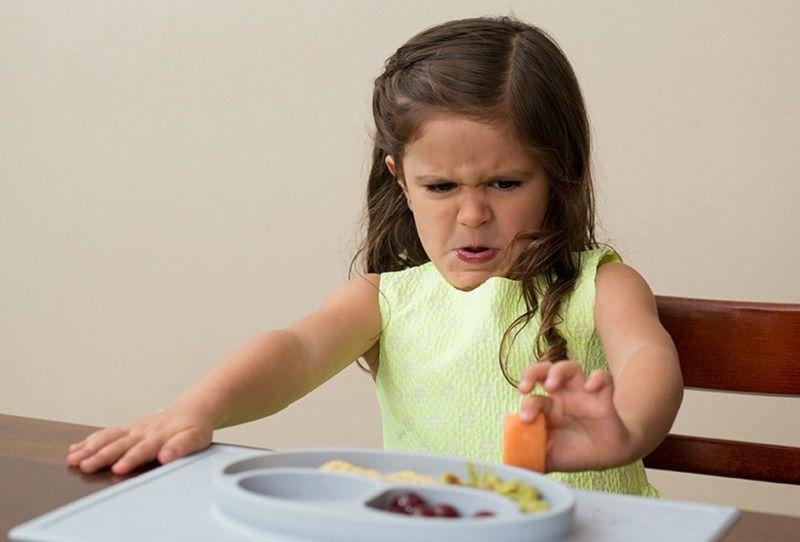 1. Kenali permasalahan makan si Kecil