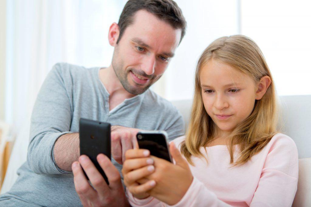 4. Gunakan sistem parent control