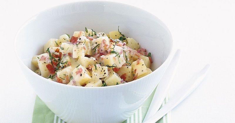 6. Potato gratin