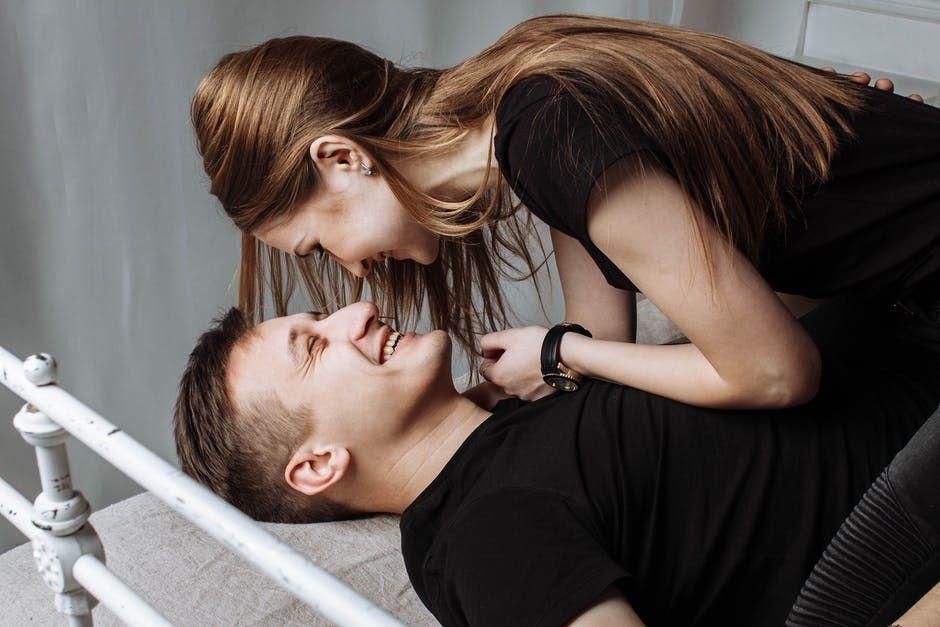 3. Waktu posisi berhubungan seks