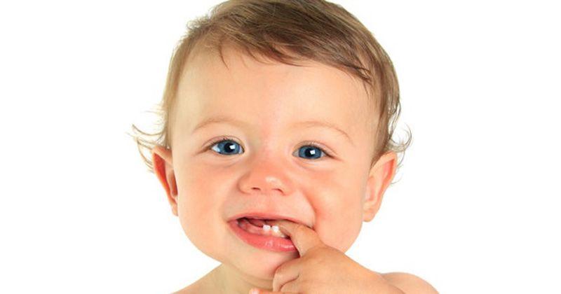 2. Pertumbuhan gigi terganggu