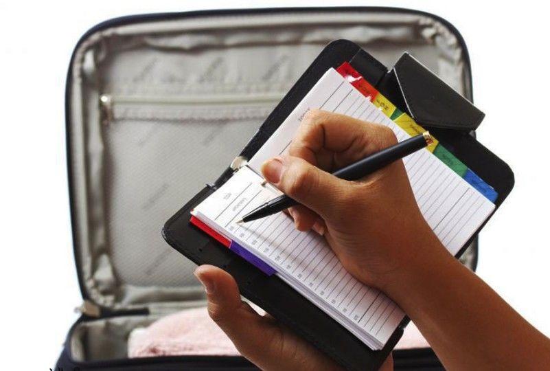 3. Rencanakan perjalanan