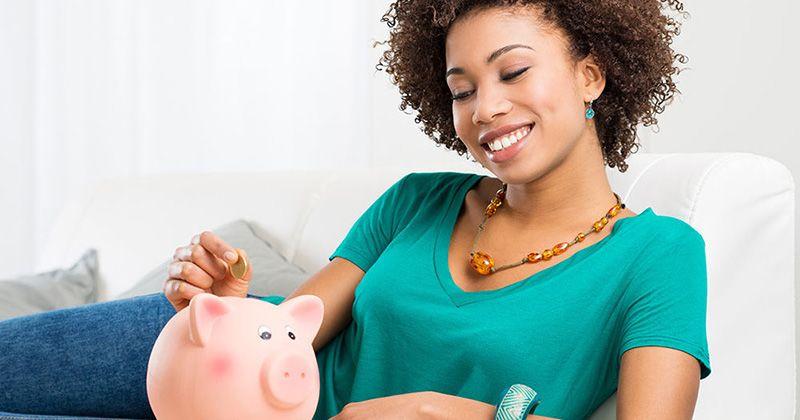 2. Mulai menabung uang