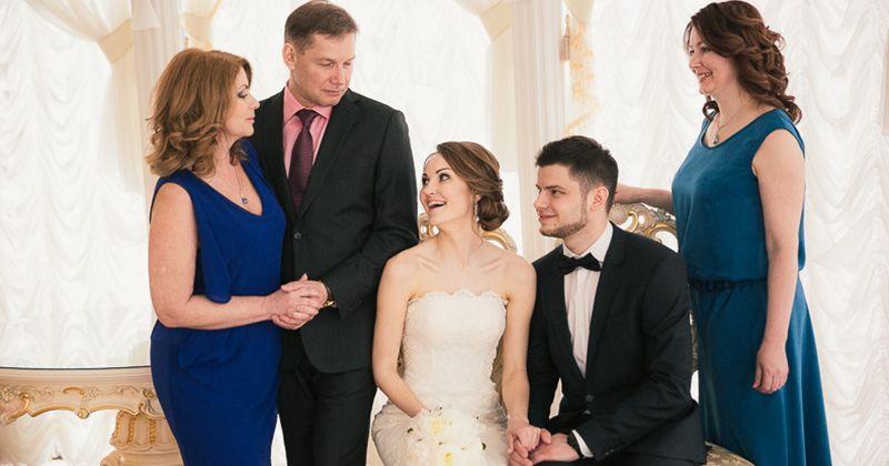 4. Drama keluarga balik layar sebelum hari pernikahan