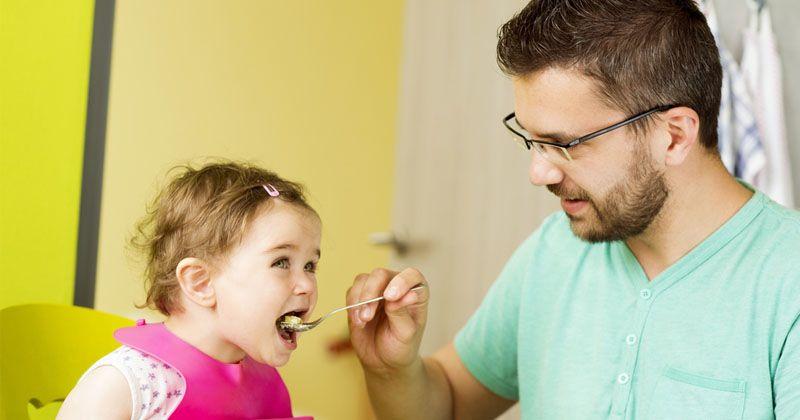 1. Sumber alami vitamin K dapat didapatkan asupan anak