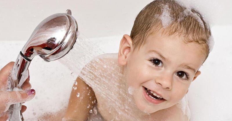2. Menjaga tubuh mandi bersih teratur