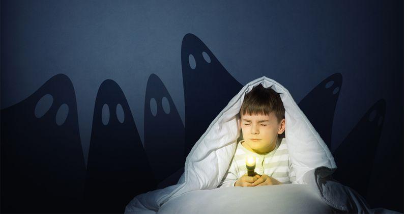 4. Mimpi buruk