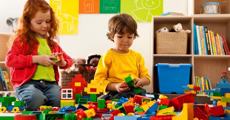 1. Ciri-ciri kecerdasan visual-spasial anak