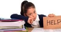 5 Tanda Anak Mama Sedang Stres