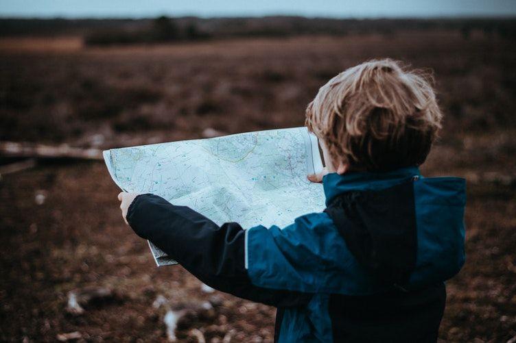 Mama, Ajari Anak Membaca Peta Yuk