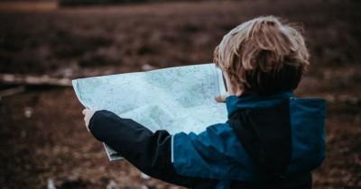 Mama, Ajari Anak Membaca Peta Yuk!