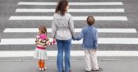 Sambil Jalan-jalan, Ajarkan Tata Tertib Lalu Lintas Anak