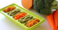 Tips Menyimpan Makanan Bayi, Cegah Perubahan Tekstur Warna