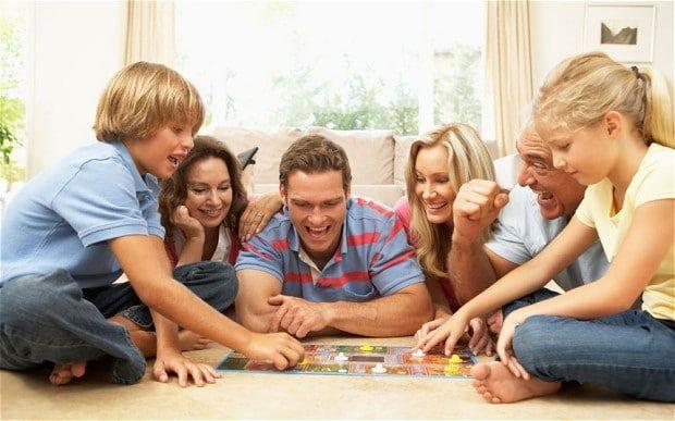 6. Perbanyak family time