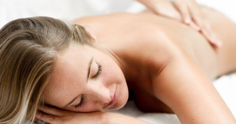 3. Body Massage