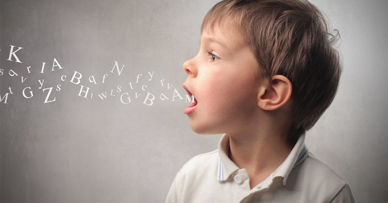 2. Tidak perlu khawatir jika anak telat bicara