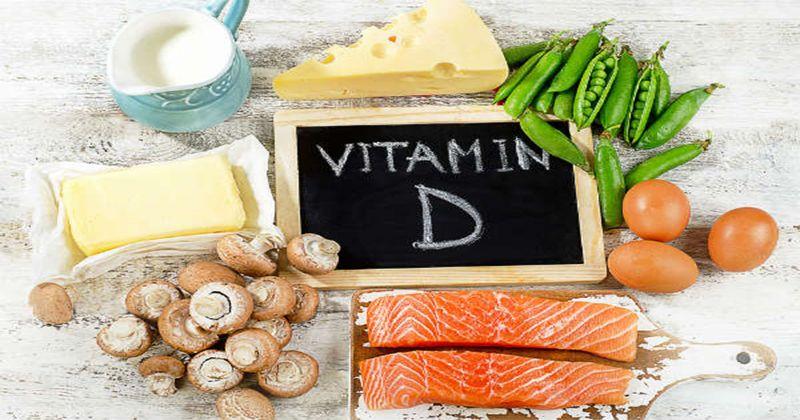 5. Perbanyak asupan vitamin D