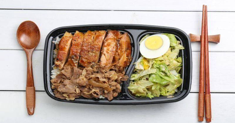10. Makanan mengandung xenoestrogen