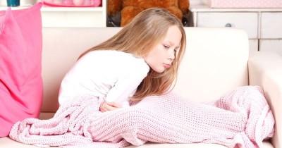 Pahami Gejala Penyebab Infeksi Lambung Anak