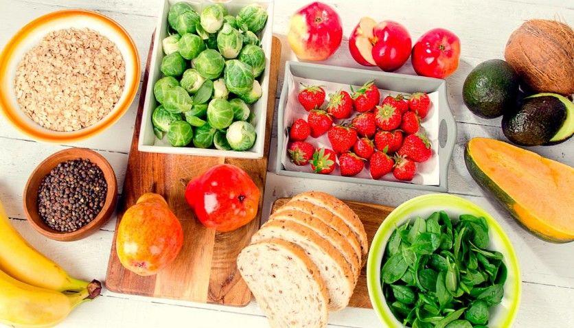 3. Konsumsi makanan berserat