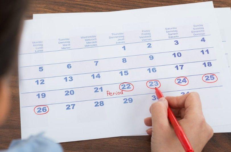1. Gangguan menstruasi