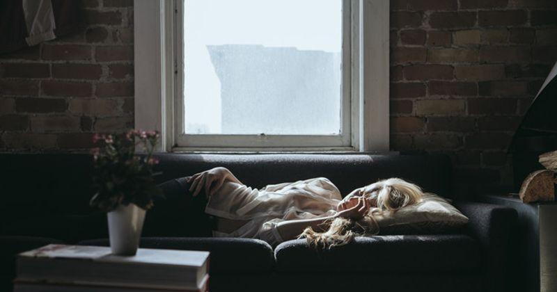 7. Tidur kurang nyenyak