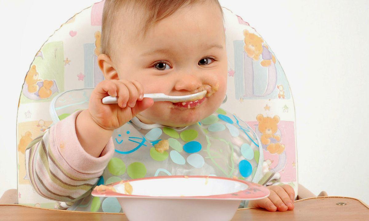 2. Dari mana rasa gurih bubur bayi Instan