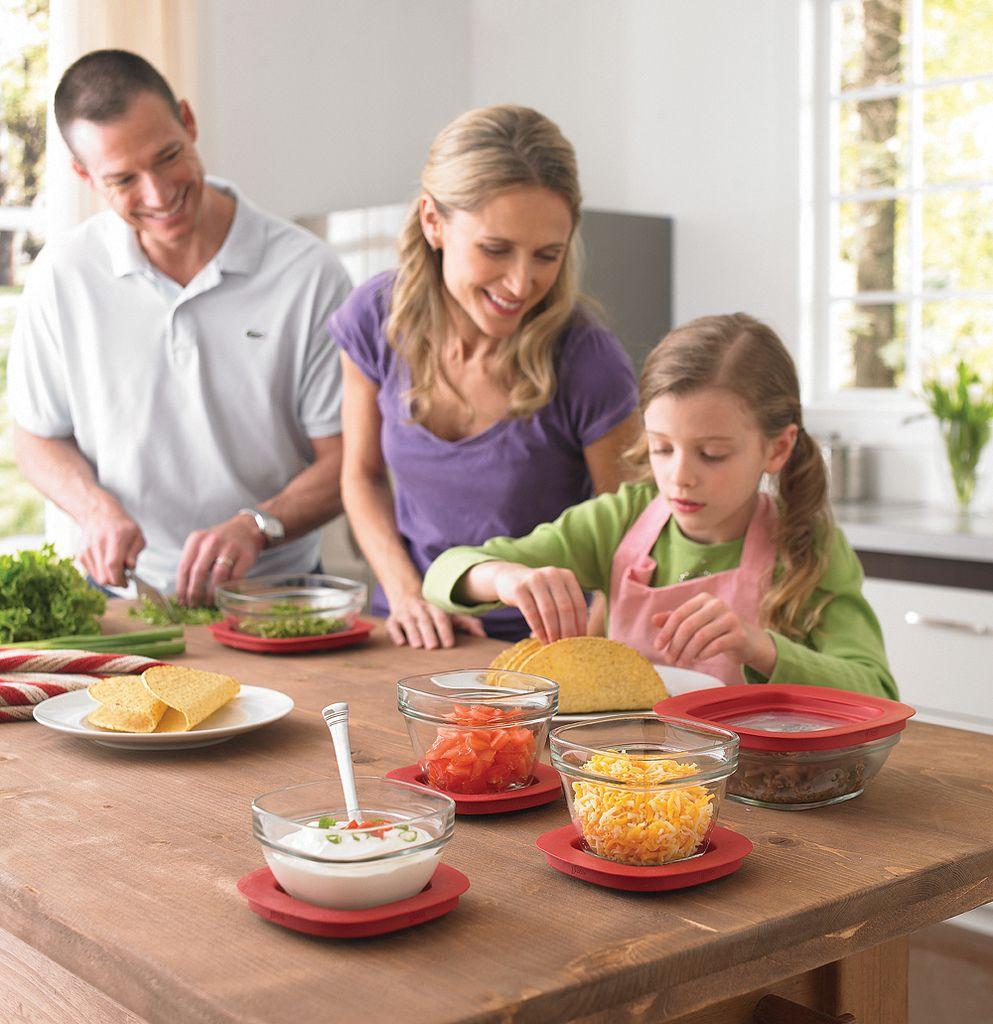 4. Lupa makan bersama