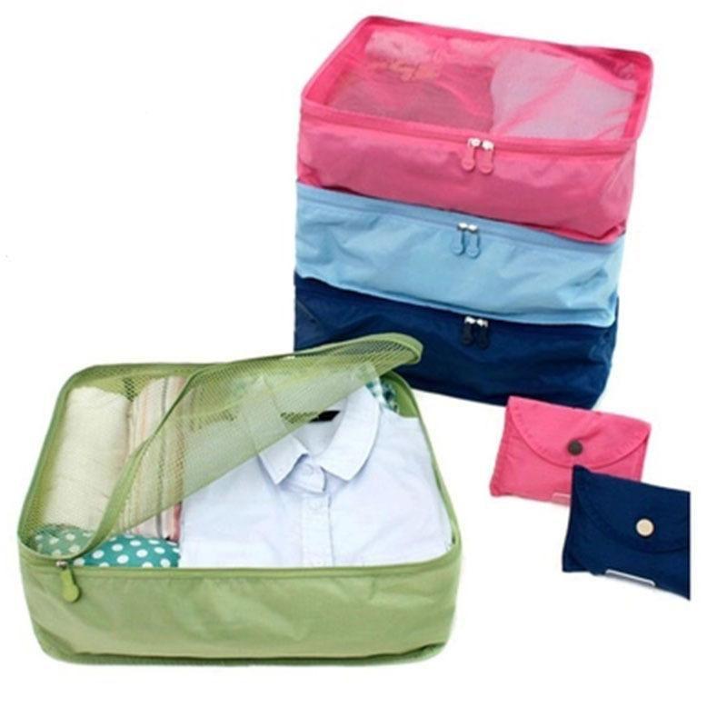 2. Pakai kantong lebih kecil
