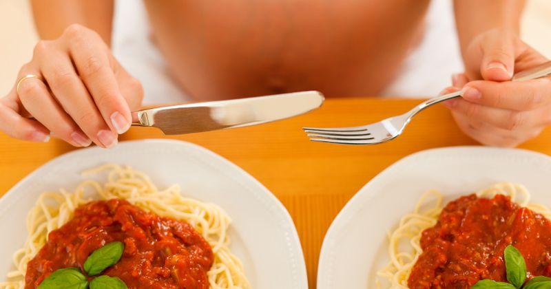 3. Dampak meningkatkan porsi makan saat hamil