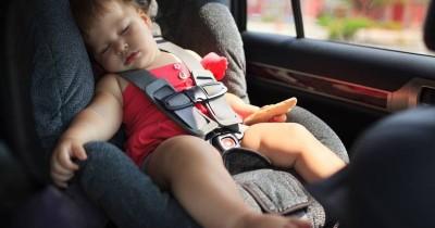 Waspada Ada Bahaya Saat Mendudukan Anak Car Seat