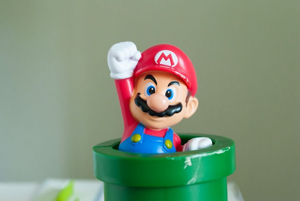 4. Mainan pop up