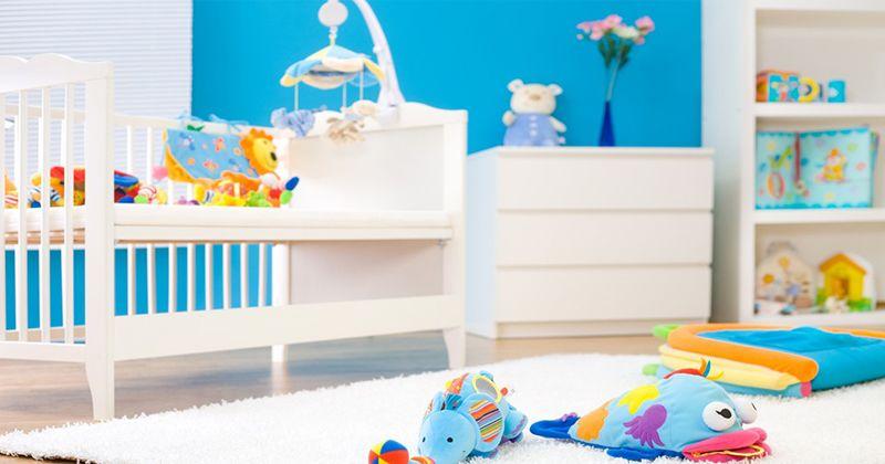5. Menyiapkan box bayi pelindungnya