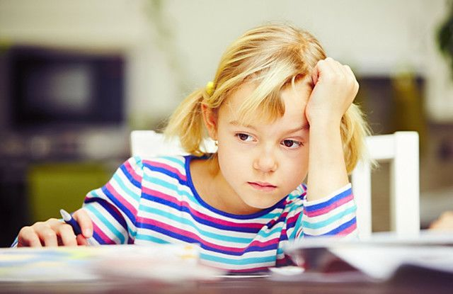 5.Kehilangan fokus belajar