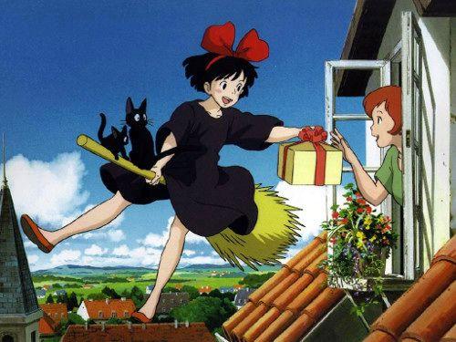 1. Kiki's Delivery Service