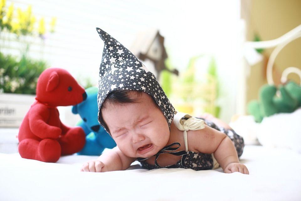 Mama Perlu Tahu 6 Tips Menenangkan Bayi Marah