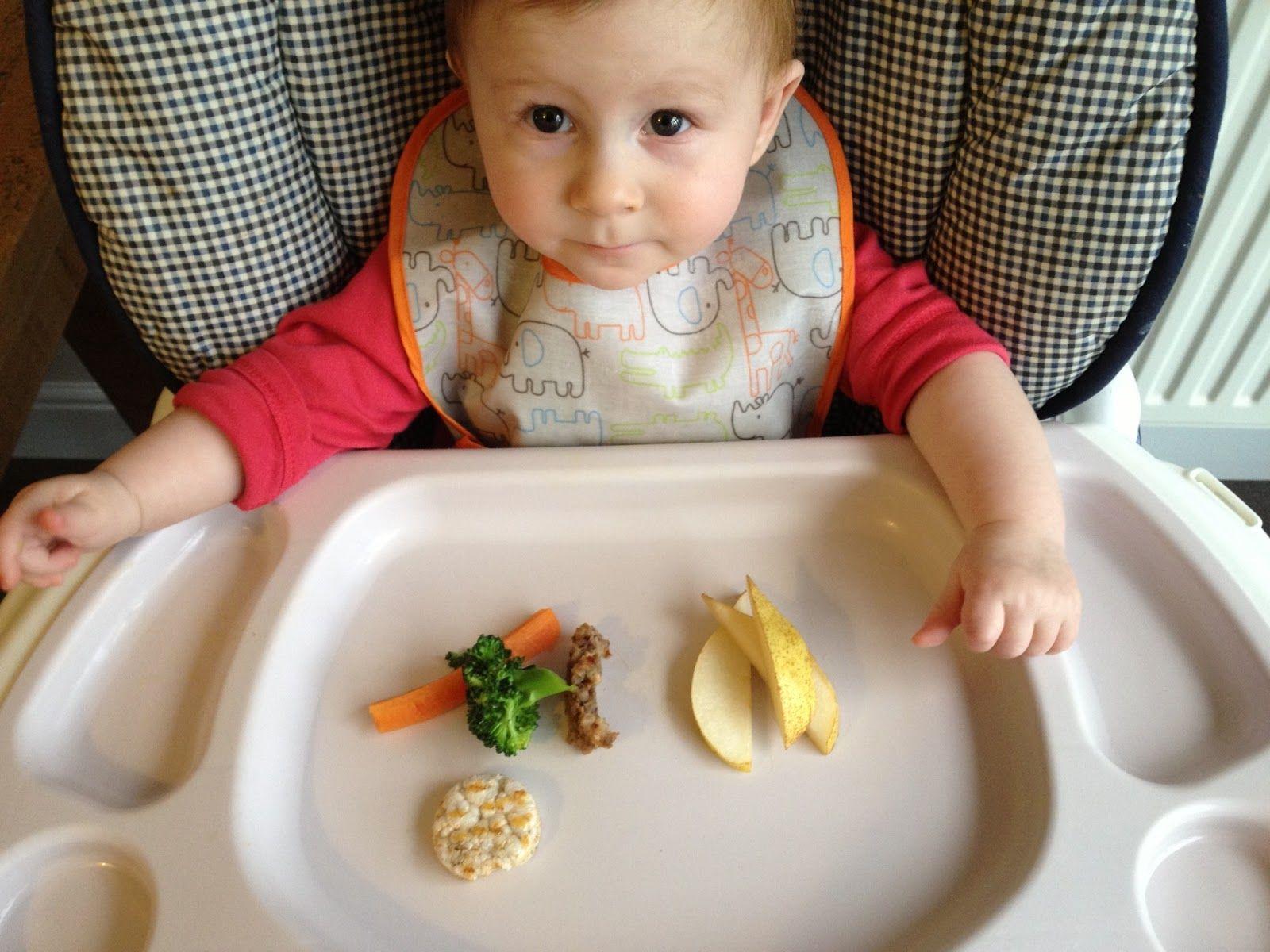 Apa saja finger food baik bayi