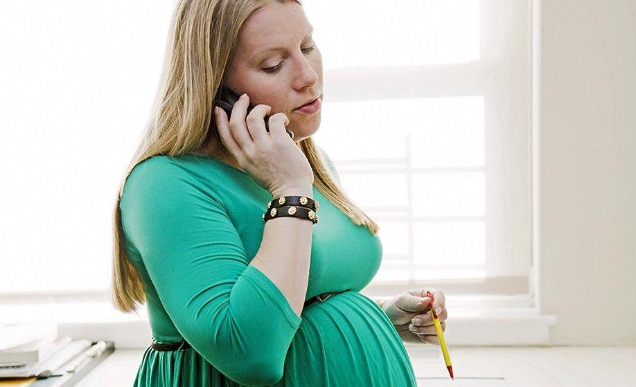 Ini Efek Bila Ibu Hamil Tua Berdiri Terlalu Lama