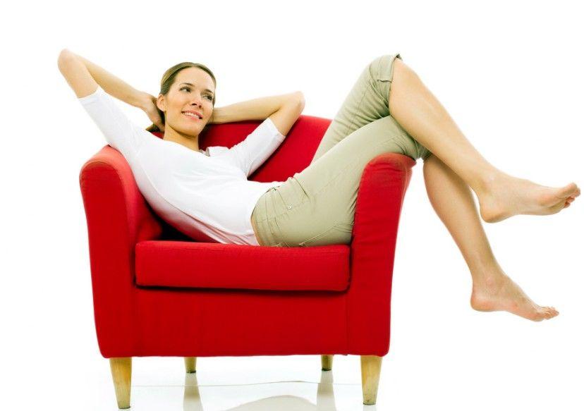 4. Hindari duduk kaki menggantung