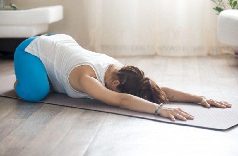4. Berhenti berolahraga mengurangi aktivitas fisik
