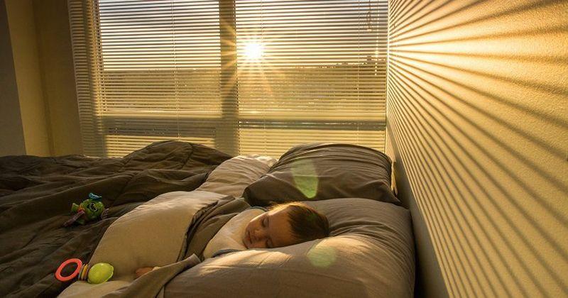 9. Membatasi waktu tidur siang