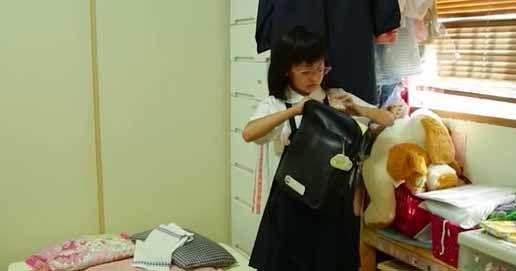 4. Menyiapkan diri sendiri sekolah
