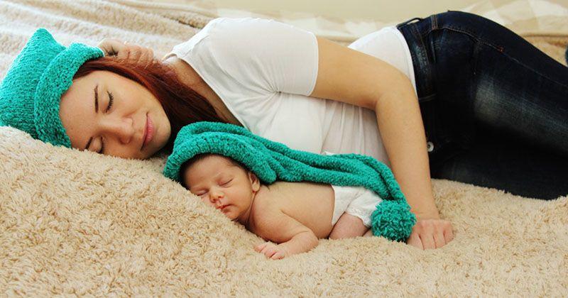 7 Cara Ampuh dari Ahli yang Bikin Bayi Baru Lahir Tidur Nyenyak